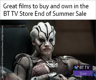 BT TV Store End of Summer Sale