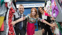 BT volunteers stage charity shops takeover across Ireland