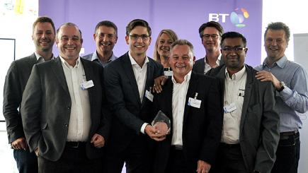 BT works with SMEs to develop Internet of Things solutions of the future