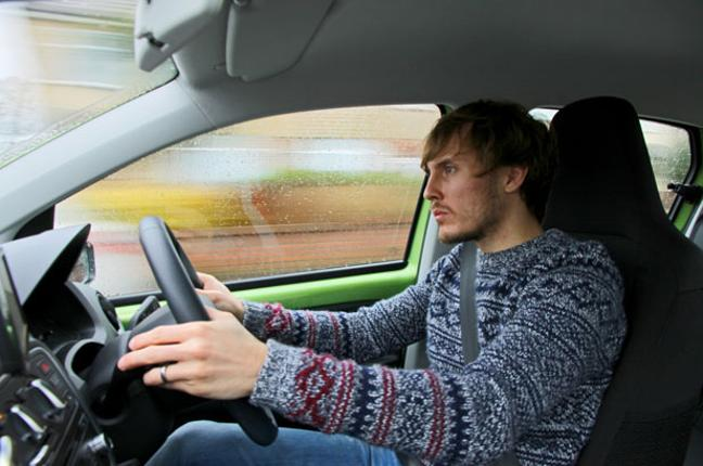 Advanced Driving Test: How hard can it be? - BT