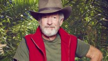 Michael Buerk was a surprise inclusion on I'm A Celebrity