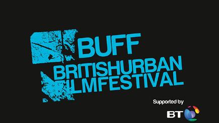BT sponsors the British Urban Film Festival