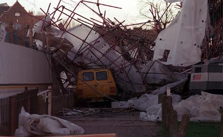 Burns' Day Storm 1990