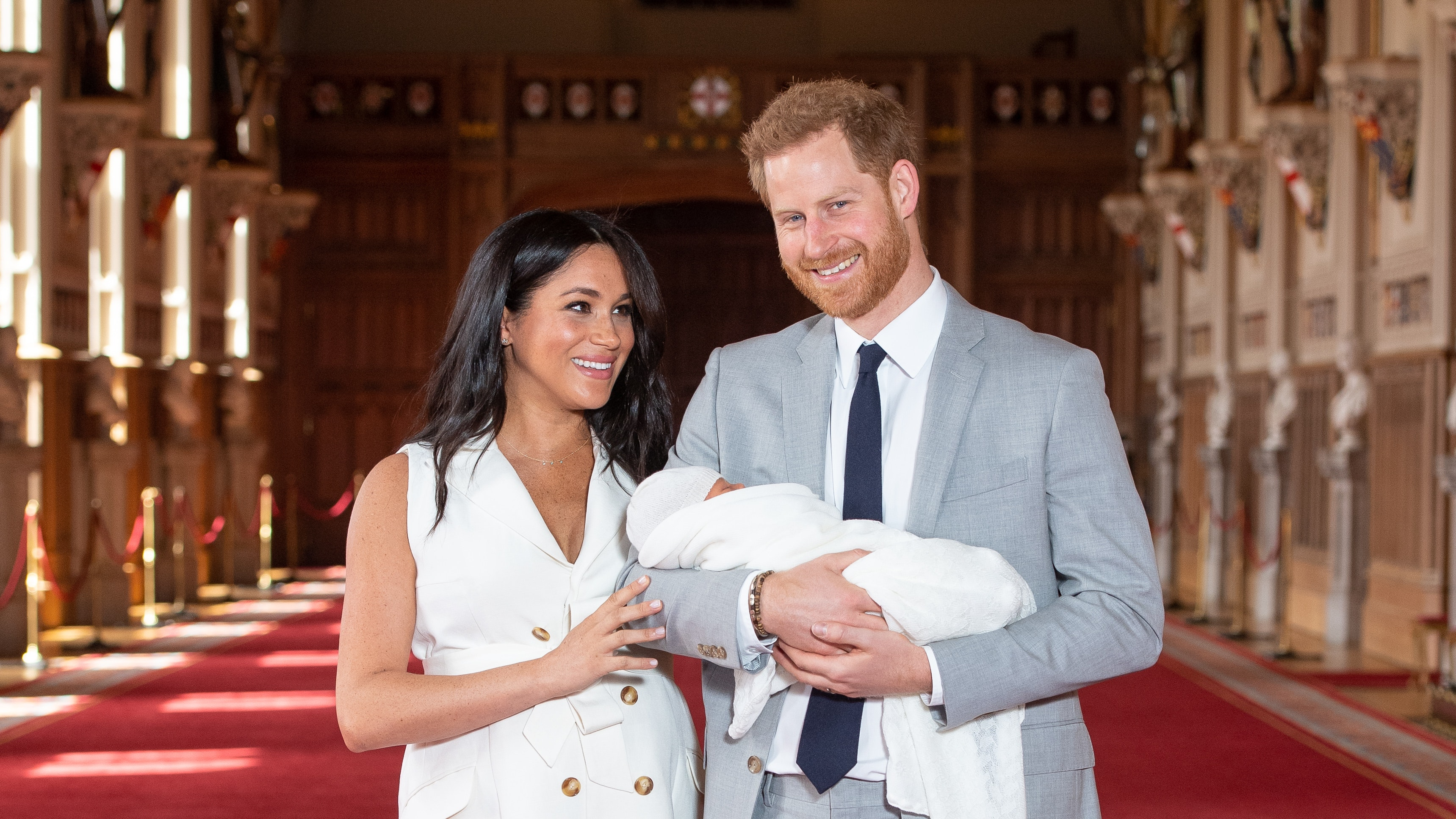 Prince Harry, Meghan and baby Archie will visit South Africa