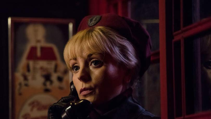 Nurse Trixie - Call the Midwife - Helen George