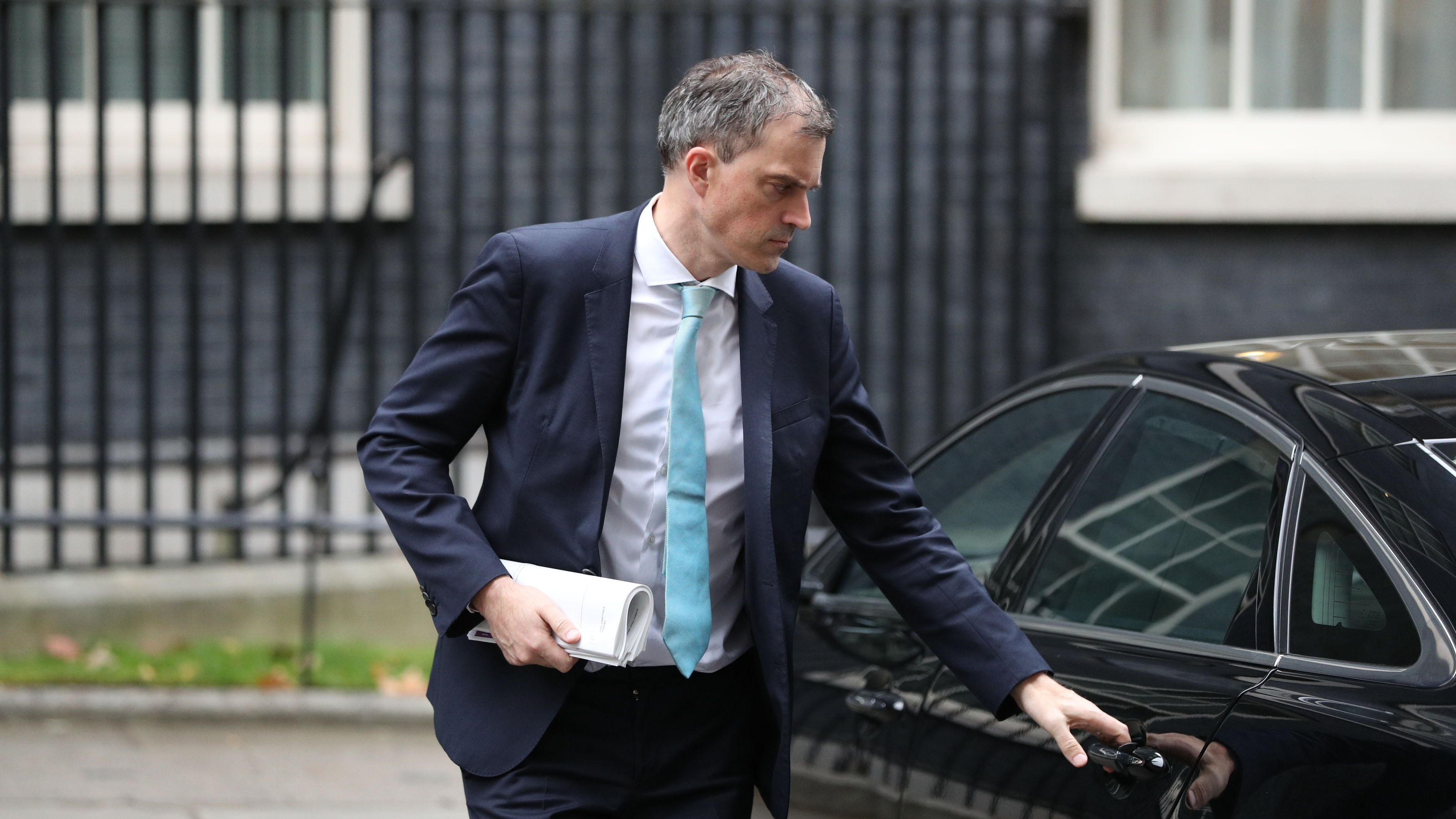 Chief whip Julian Smith 'told MPs to defy pairing deals'