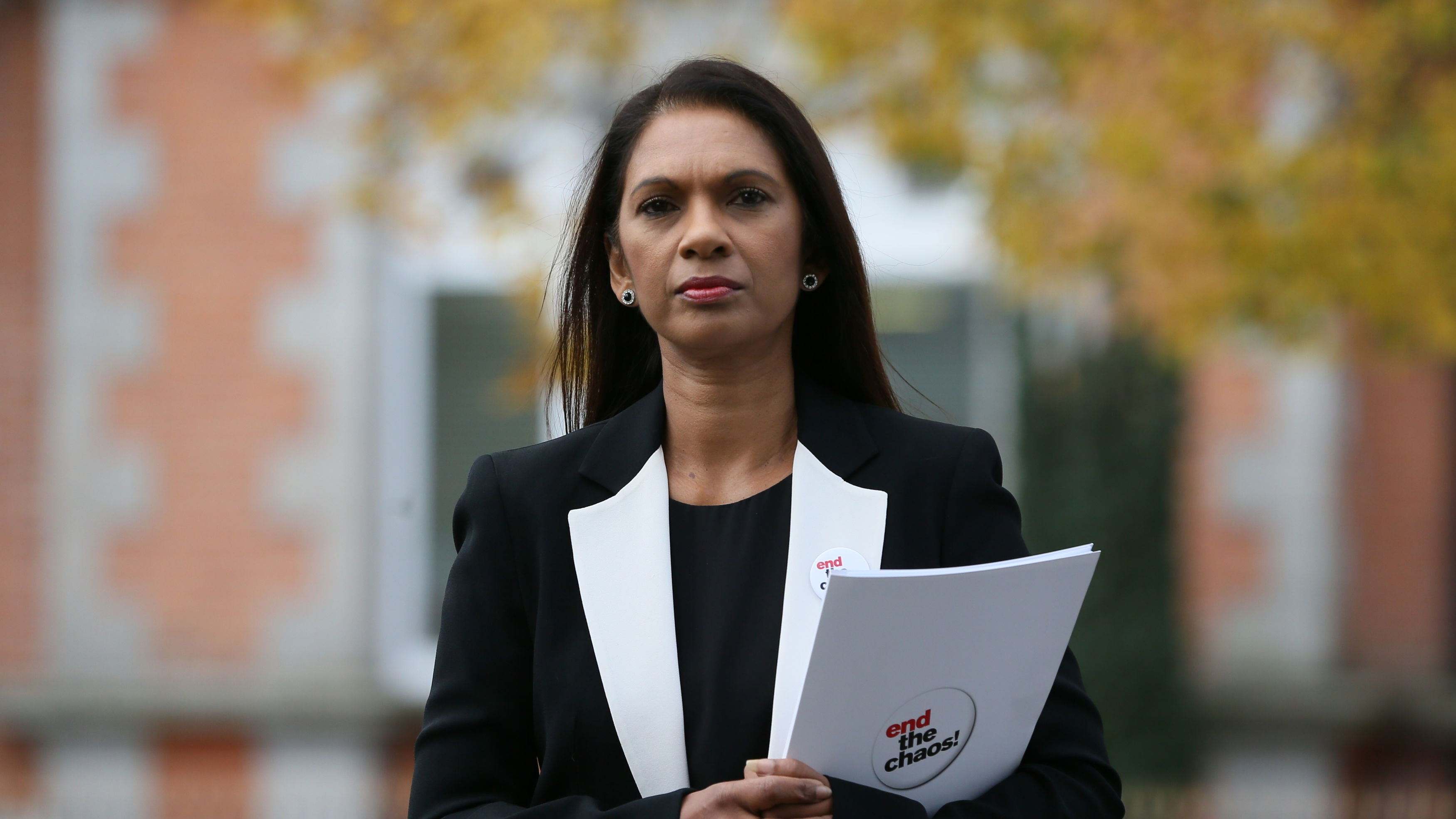 campaigner gina miller prepares for battle as a woman in business