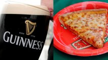 Can you guess which contain more calories - these alcoholic beverages or tasty snacks?