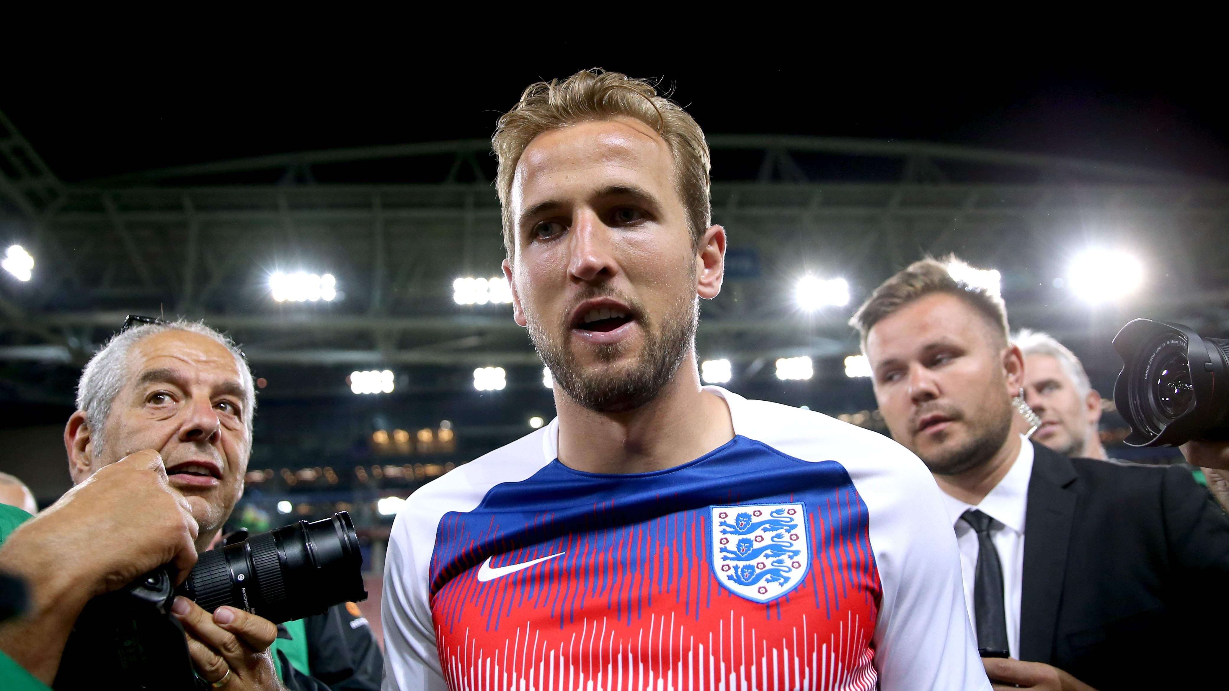 Harry Kane Spurred On By England's World Cup Class Of '66