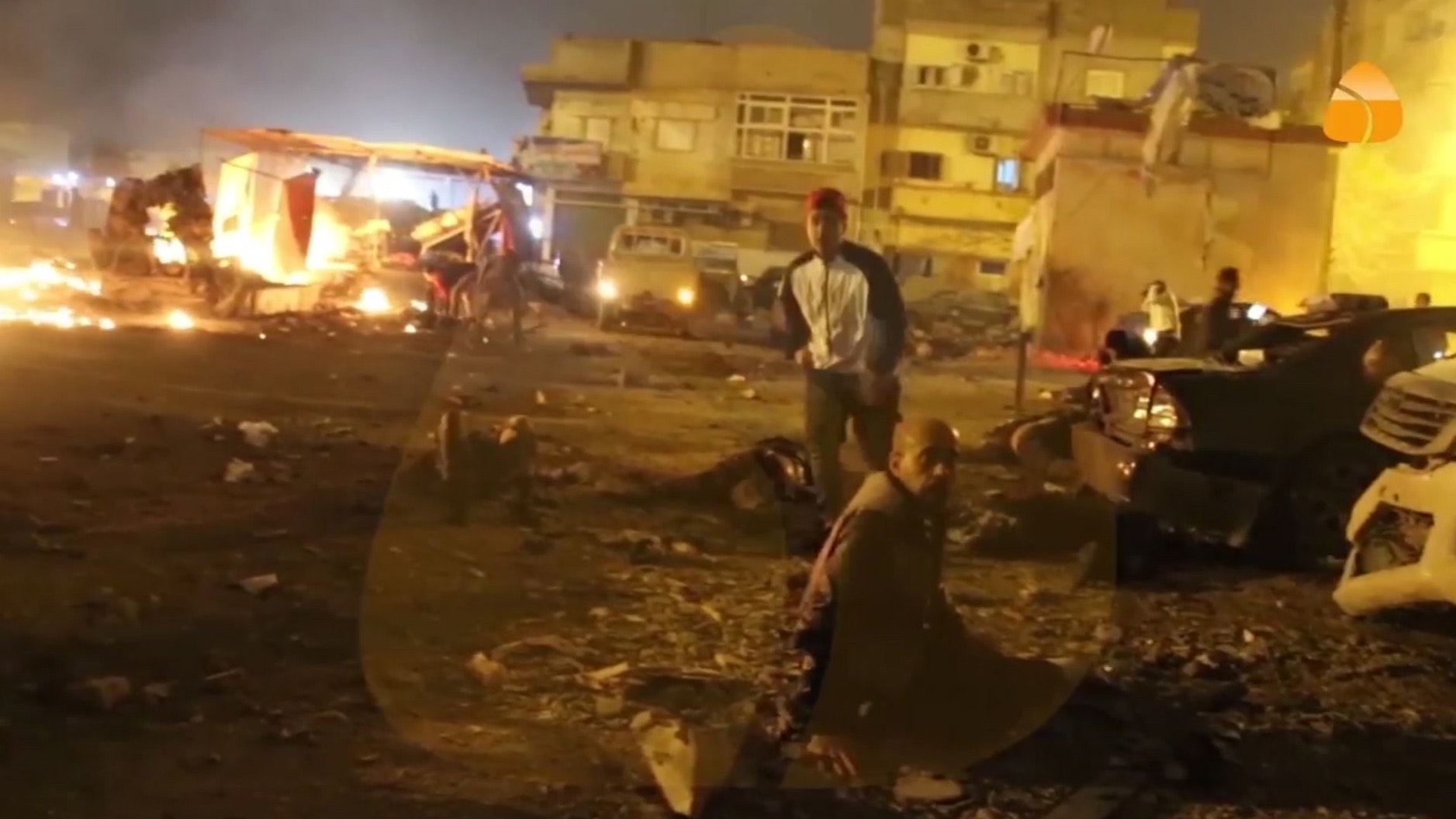 Twin auto bombs kill at least 33 in Benghazi