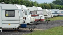 Britons' love affair with caravanning shows no sign of burning out