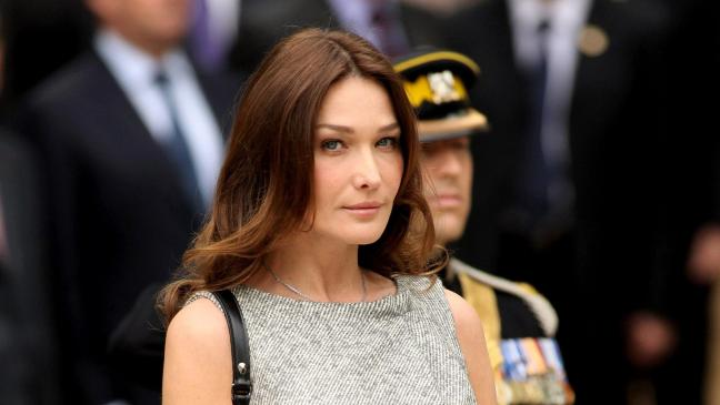 Carla Bruni Sarkozy Tells How Her Husband Saved Her From Being An Alcoholic Bt