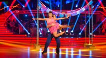 Caroline Flack favourite for Strictly victory
