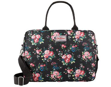 Cath Kidston Spray Flowers 13-inch Laptop Business Bag
