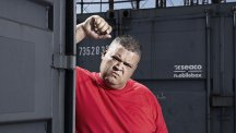Celebrity Big Brother Heavy D Hero