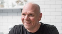 Celebrity chef Tom Kerridge on how to lose weight and still love food