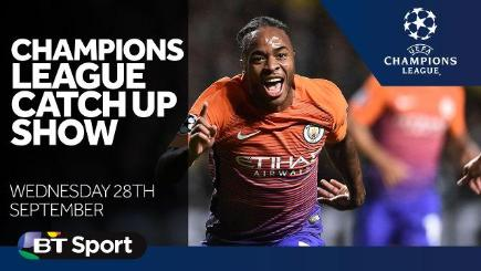 Champions League Catch-Up Show