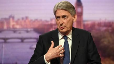 Hammond: voters are 'weary of Tory cuts'