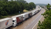 Operation Stack is winding down