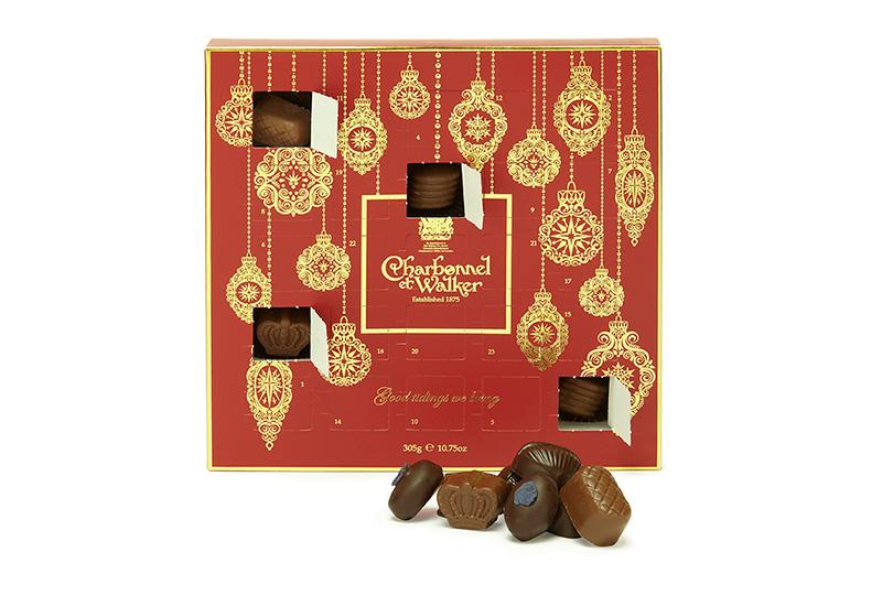 Chocolate Advent Calendar Chocolate advent calendar