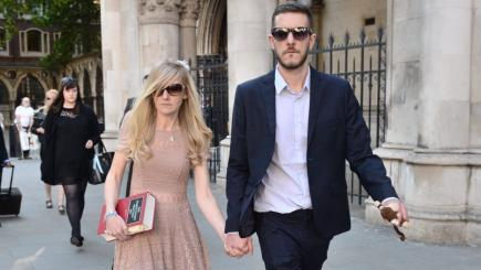 Parents of terminally-ill baby Charlie Gard lose Supreme Court case