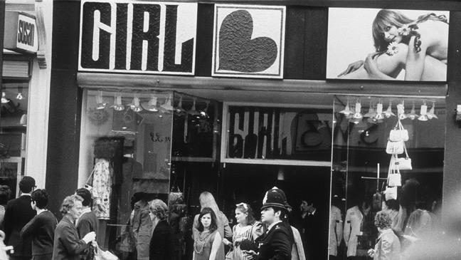 The high street shops we miss - BT