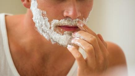 Chemicals in shaving cream could be altering men's sperm, study warns