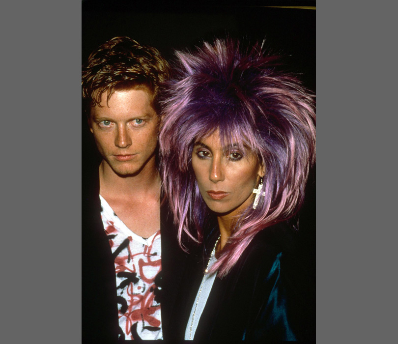 Cher and Eric Stolz bring the punk in the 80s.