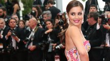 Cheryl goes slinky while Blake Lively opts for princess glam as they share the red carpet at Cannes
