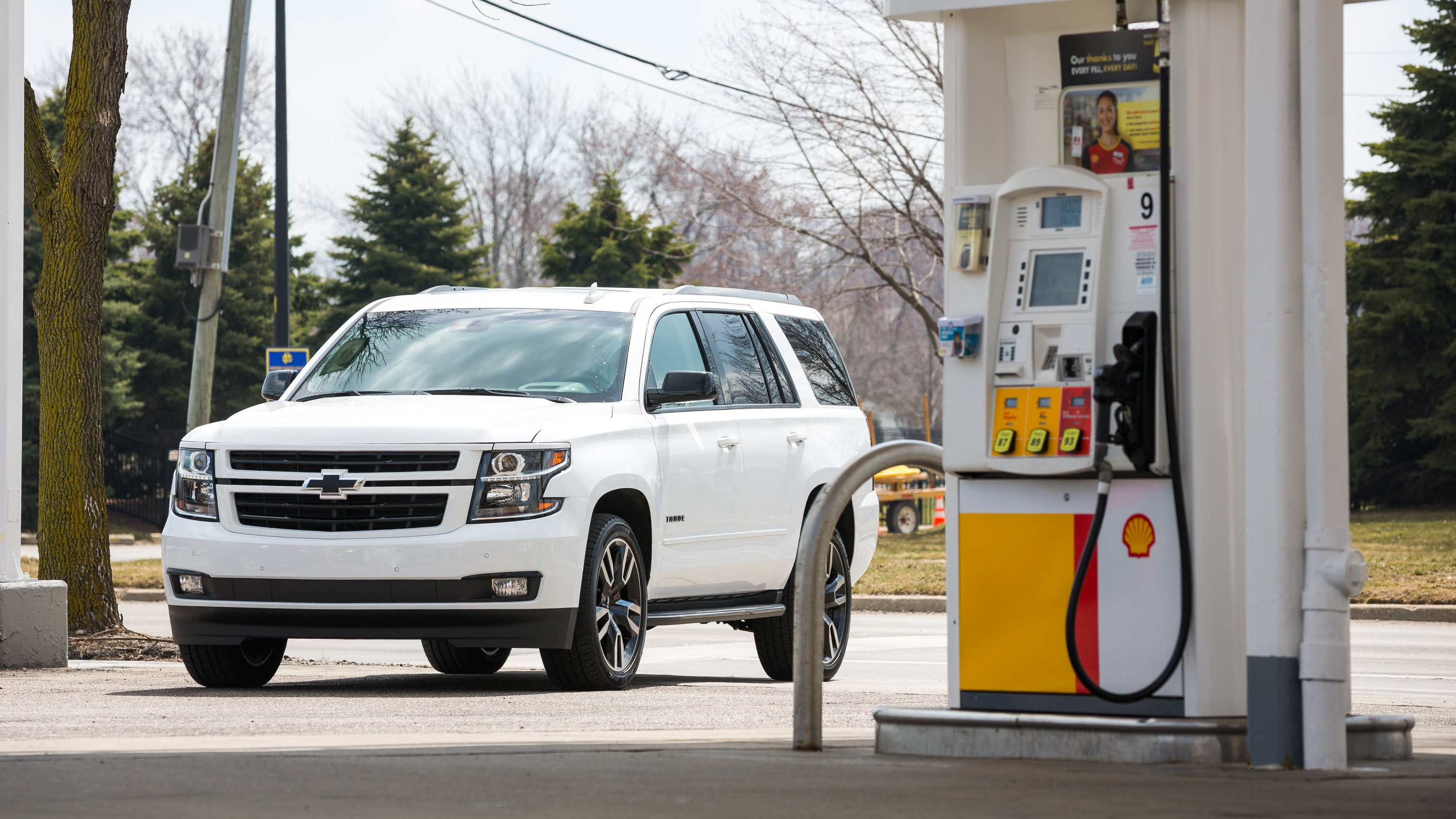 Shell & Chevy Partner on In-Dash Fuel Payment Feature