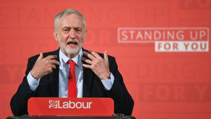 Children crammed into 'super-sized' school classes like sardines, says Corbyn