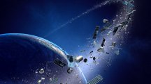 China wants to shoot down space junk with giant lasers