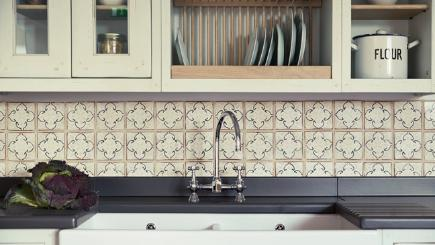 Choosing kitchen tiles