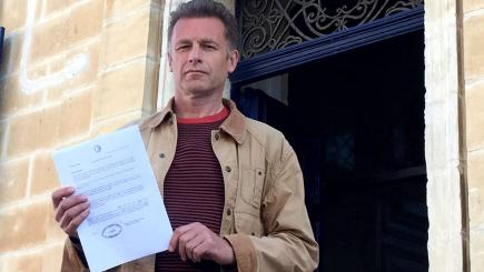 Chris Packham cleared of assault in Malta after 'time-wasting' case thrown out