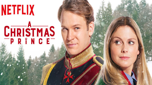 a christmas prince - Best Netflix Christmas Movies