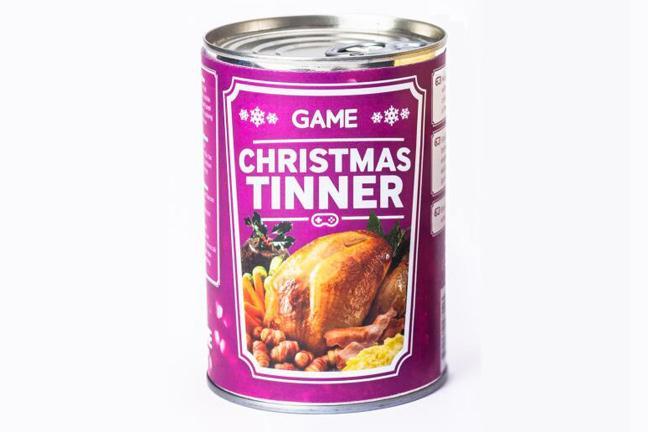 Christmas Tinner.Tinned Christmas Dinner Anyone Bt