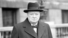 Winston Churchill was a 'more inspiring' speaker than Martin Luther King, a poll found
