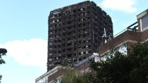 Cladding samples from 22 towers fail safety checks launched after Grenfell blaze