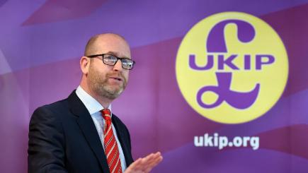 Ukip leader Paul Nuttall admits Hillsborough claims were false