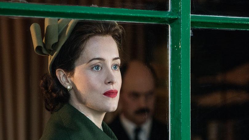 Claire Foy - Netflix