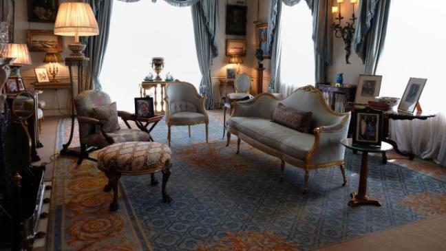 Clarence House Tour Features Rooms Decorated By The Queen Mother