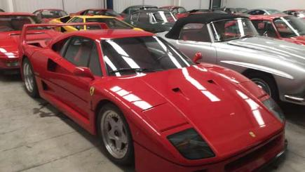 Classic car dealer snaps up Aladdin's cave of 27 luxury cars for £20m