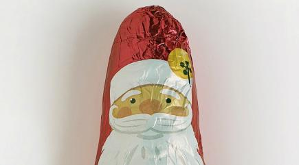 Co-op recalls Hollow Milk Chocolate Santa's because they may contain small batteries