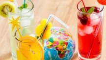 Cocktails around the world