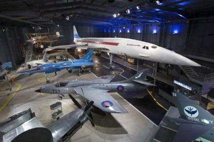 Concorde 002 - Fleet Air Arm Museum