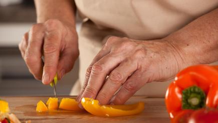 Cooking with arthritis: 7 ways to make preparing a meal easier