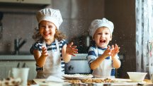 Cooking with children: 7 easy recipes for kids to follow