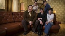 Cor blimey, guv'nor! Peter Kay goes all sarf London for BBC Two's Cradle To Grave