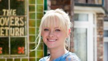 Coronation Street actress Katie McGlynn