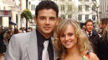 Coronation Street return not at all awkward for exes Tina O'Brien and Ryan Thomas